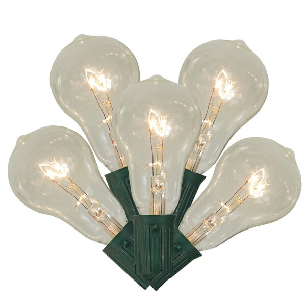 70W 120-Volt LED Light Bulb (Set of 10) by Vickerman