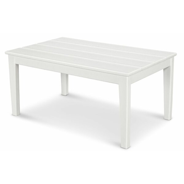 Newport Plastic Coffee Table by POLYWOOD®