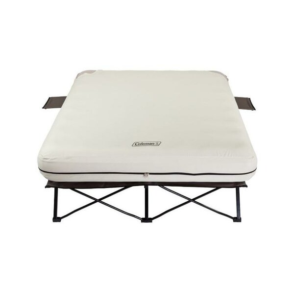 Queen Airbed Cot With Frame by Coleman
