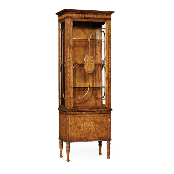 Curio Cabinet by Jonathan Charles Fine Furniture