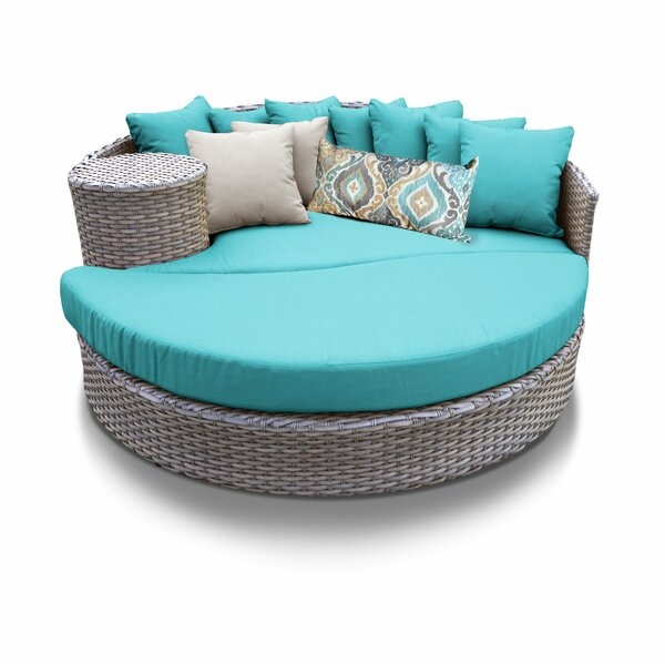 Rochford Patio Daybed with Cushions by Sol 72 Outdoor Sol 72 Outdoor