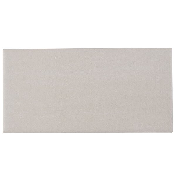 Clearview 4 x 8 Ceramic Field Tile in Off White by Itona Tile