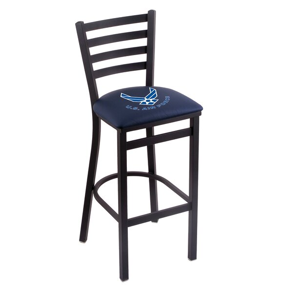 U.S. Armed Forces Bar Stool by Holland Bar Stool