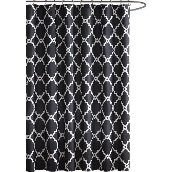 Alta Microfiber Shower Curtain by Zipcode Design