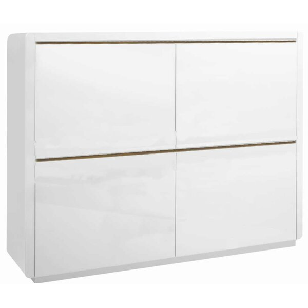 Prana 4 Door Accent Cabinet by Phoenix Group AG