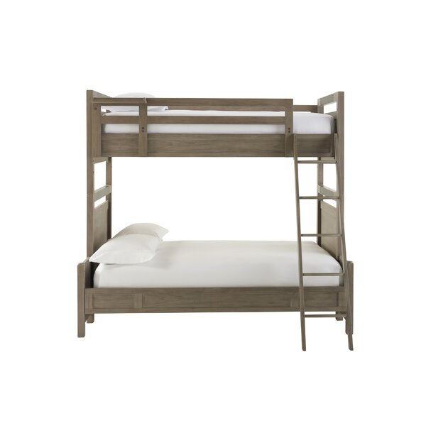 Luxora Twin Over Full Bunk Bed by Greyleigh
