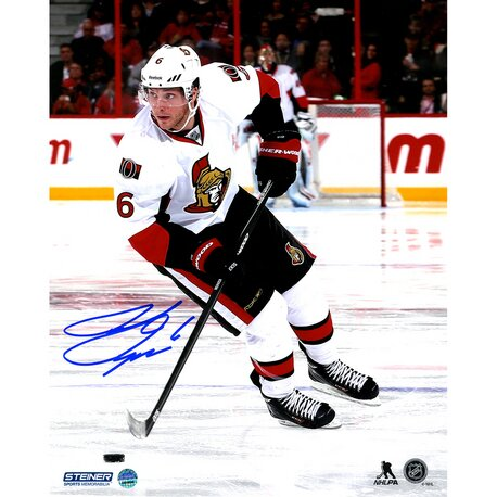 Bobby Ryan Signed Skating Against the Anaheim Ducks Photographic Print by Steiner Sports