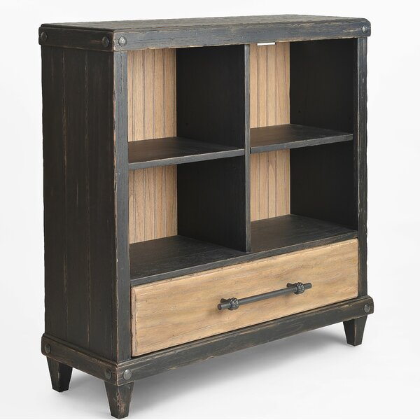 Syed Storage Standard Bookcase by Union Rustic