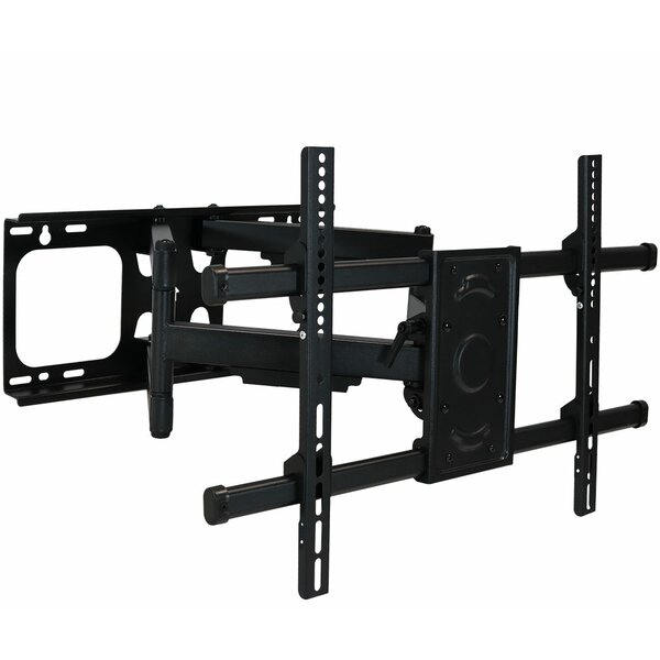 Baltimore Full-Motion TV Swivel Wall Mount for 37-70 Screens by Symple Stuff