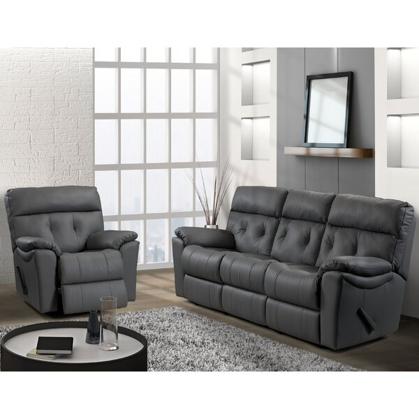 Sabrina Reclining Configurable Living Room Set by Relaxon