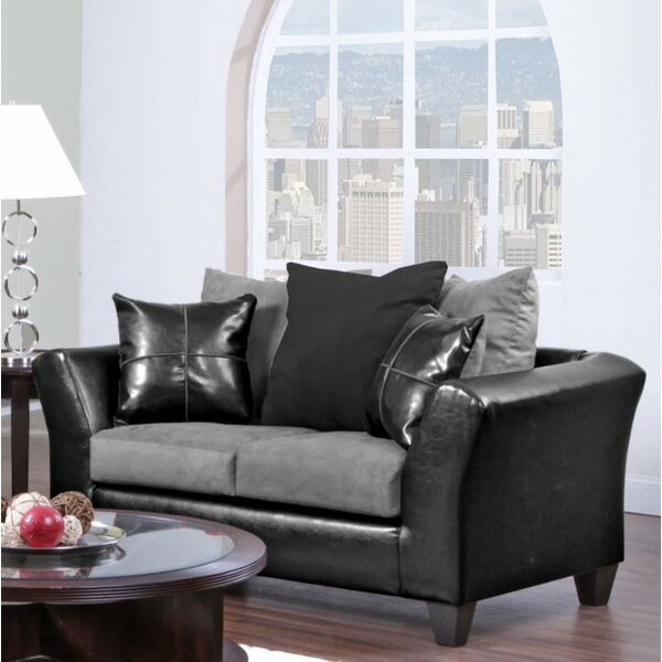 Perfect Quality Gamma Loveseat by Chelsea Home by Chelsea Home