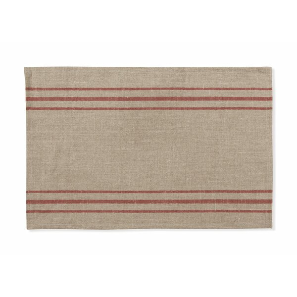 Brasserie Placemat by Napa Home and Garden