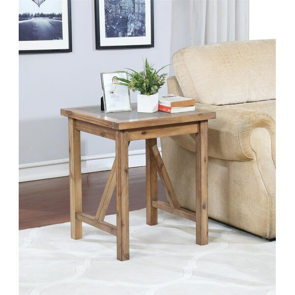 Felicity End Table by Loon Peak