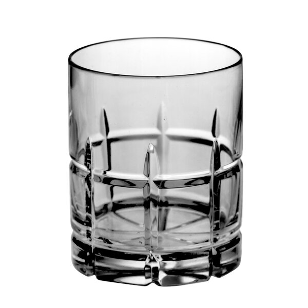 Blossom 14 oz. Crystal Cocktail Glass (Set of 4) by Majestic Crystal