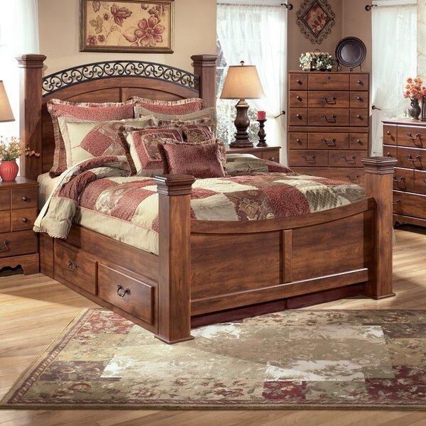 Elle Queen Panel Configurable Bedroom Set by August Grove