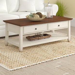 Willow Coffee Table Beachcrest Home