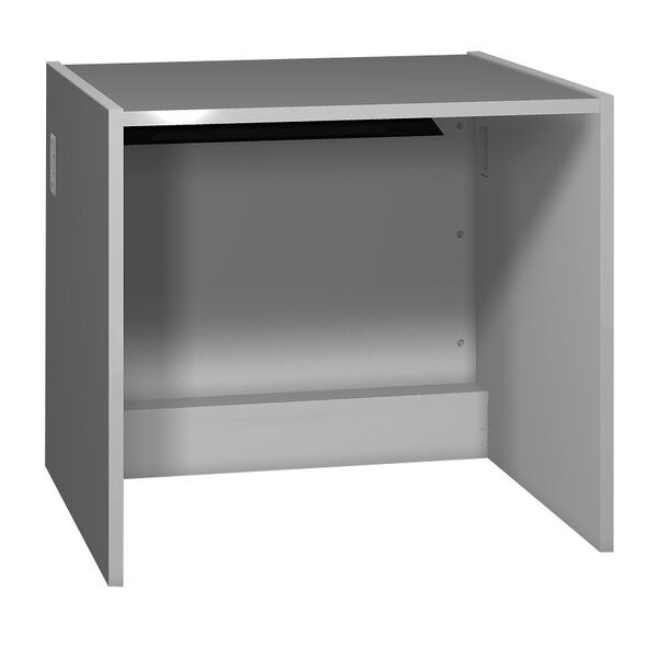 Glacier 32 125 H X 36 W Desk Connector By Ironwood.
