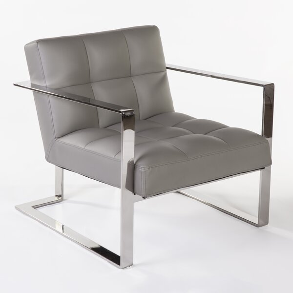 Conn Lounge Chair by Orren Ellis