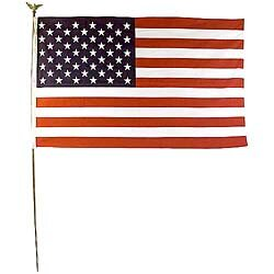 American Flag by Valley Forge Flag