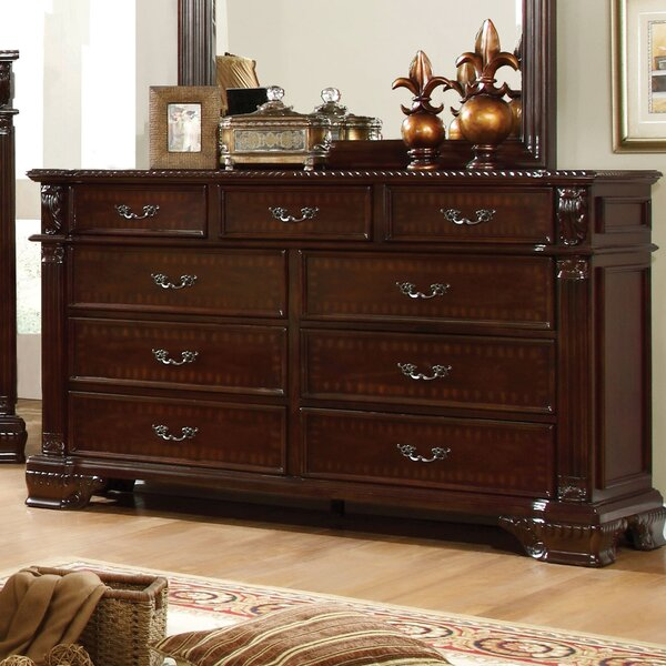 Georgeson 9 Drawer Dresser By Astoria Grand by Astoria Grand Read Reviews