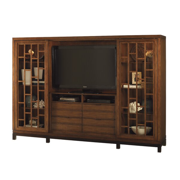Ocean Club Entertainment Center by Tommy Bahama Home
