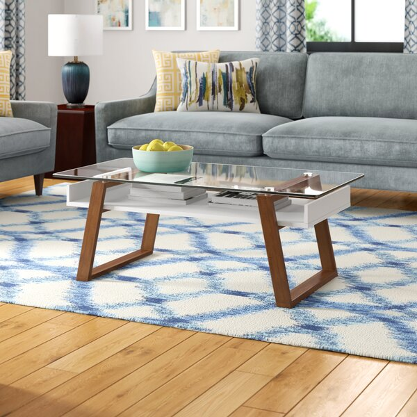 Snatched Sled Coffee Table By Hashtag Home