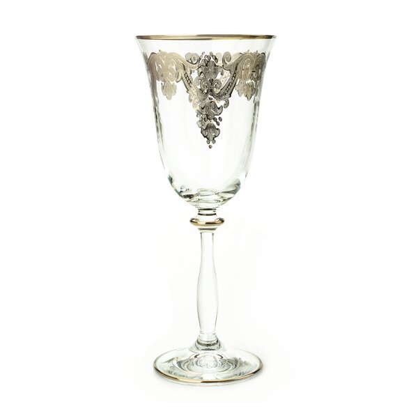 Water Glass (Set of 6) by Classic Touch