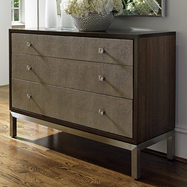 MacArthur Park Linden 3 Drawers Standard Dresser by Lexington
