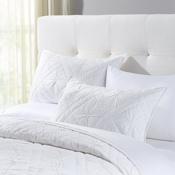 Loraine Parchment Sham by Birch Lane™