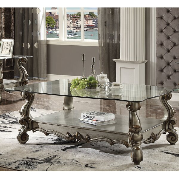 Welton Coffee Table By Astoria Grand