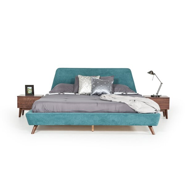 Drumnacole Upholstered Platform Bed by Corrigan Studio
