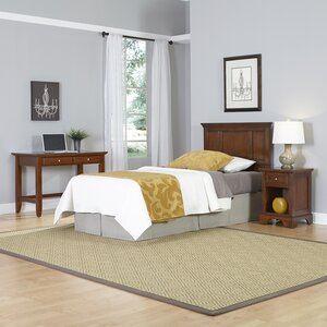 Chesapeake Panel 3 Piece Bedroom Set