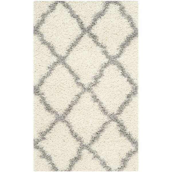 Kivett Ivory Area Rug by Zipcode Design