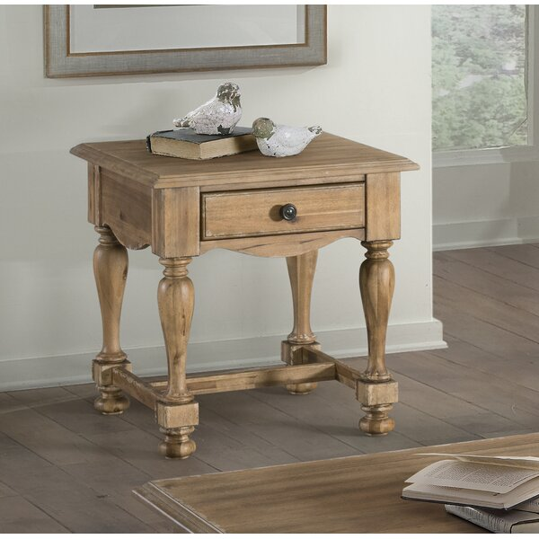 Dannie End Table by Darby Home Co