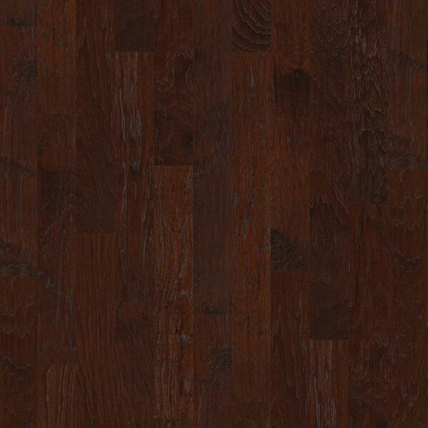 Union 5 Engineered Hickory Hardwood Flooring in Kingstree by Shaw Floors