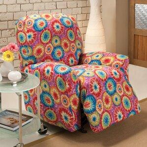 Box Cushion Recliner Slipcover & Jumbo Recliner Slipcover | Wayfair islam-shia.org