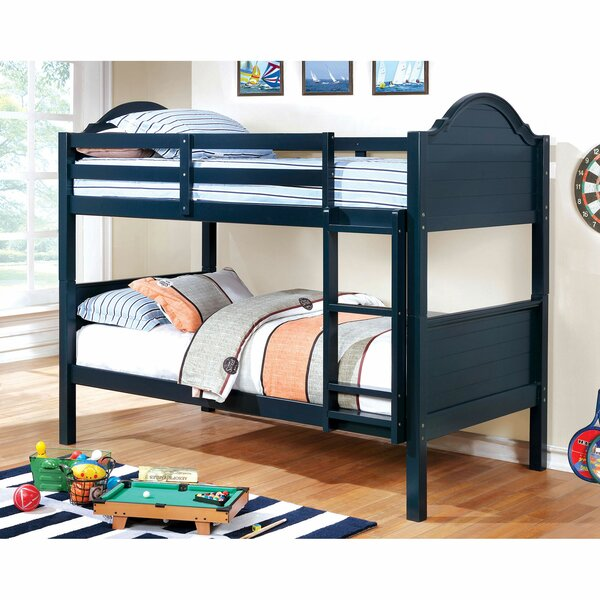 Presley Twin over Twin Bunk Bed by Harriet Bee