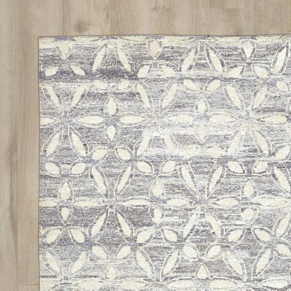 Bricker Hand-Woven Sumac Area Rug by Brayden Studio