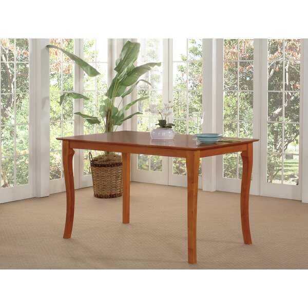 Newry Solid Wood Dining Table by Darby Home Co