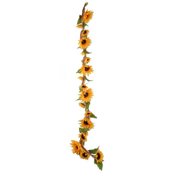 Sunflower Garland (Set of 6) by Larksilk