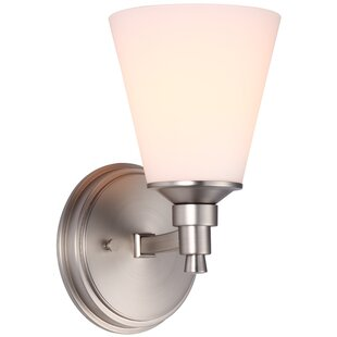 Best Deals Georgetown 1-Light Wall Sconce By DVI