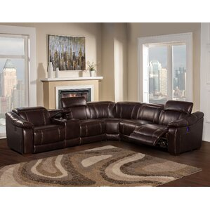 Dylan Reclining Sectional  sc 1 st  Wayfair : recliner sectionals - islam-shia.org