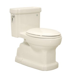 Guinevere 1.28 GPF Elongated One-Piece Toilet ByToto