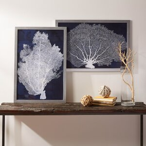 Coral Framed Print Collection by Birch Lane™