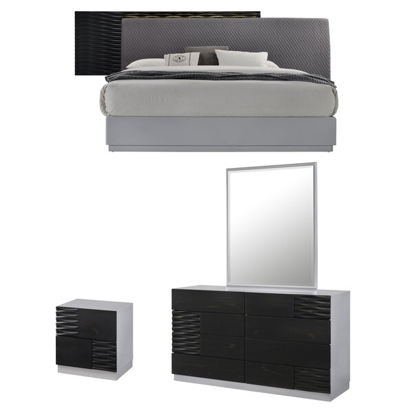 Bernice Platform Configurable Bedroom Set by Wrought Studio