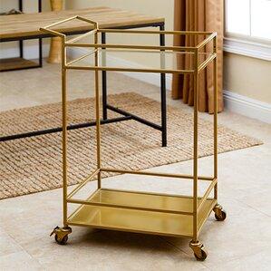Adalgar Bar Cart by Willa Arlo Interiors