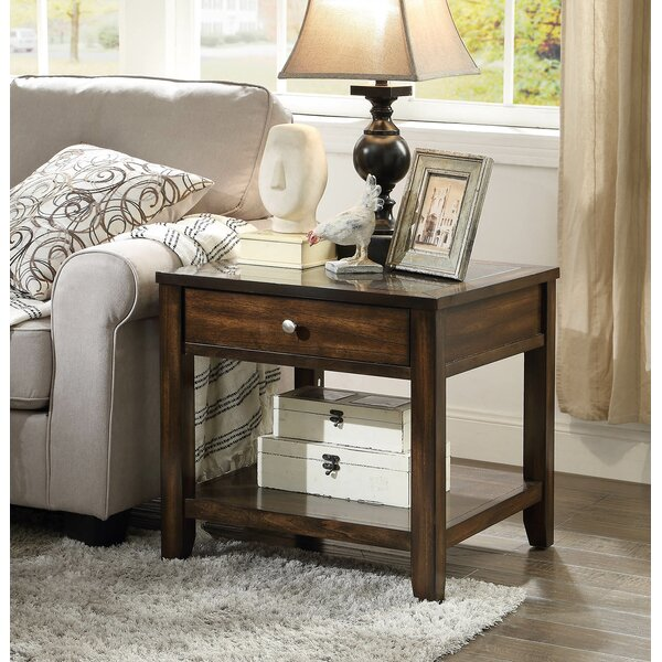 Diggins End Table by Darby Home Co