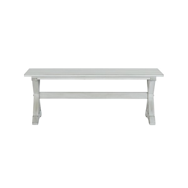Fordingbridge Solid Wood Bench By Gracie Oaks