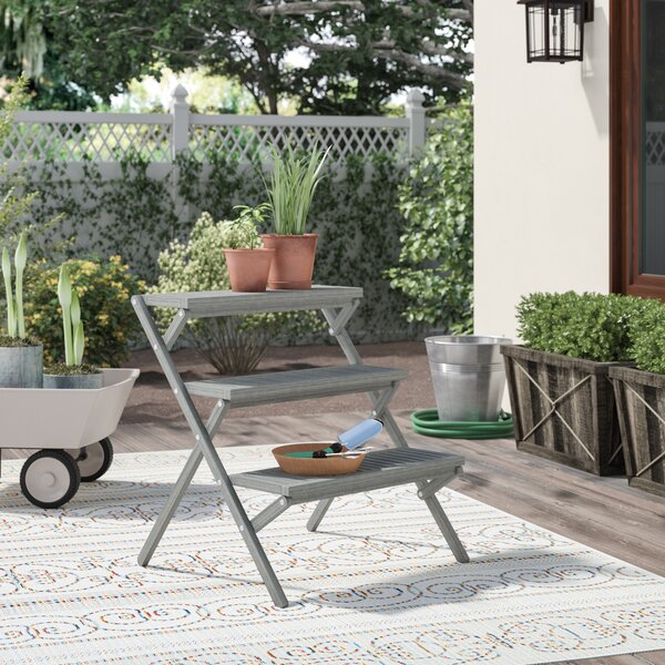 Densmore Three Layer Garden Plant Stand by Darby Home Co| @ $102.99