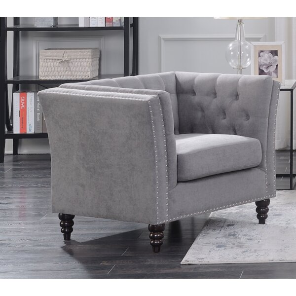 Works Living Room Armchair by House of Hampton